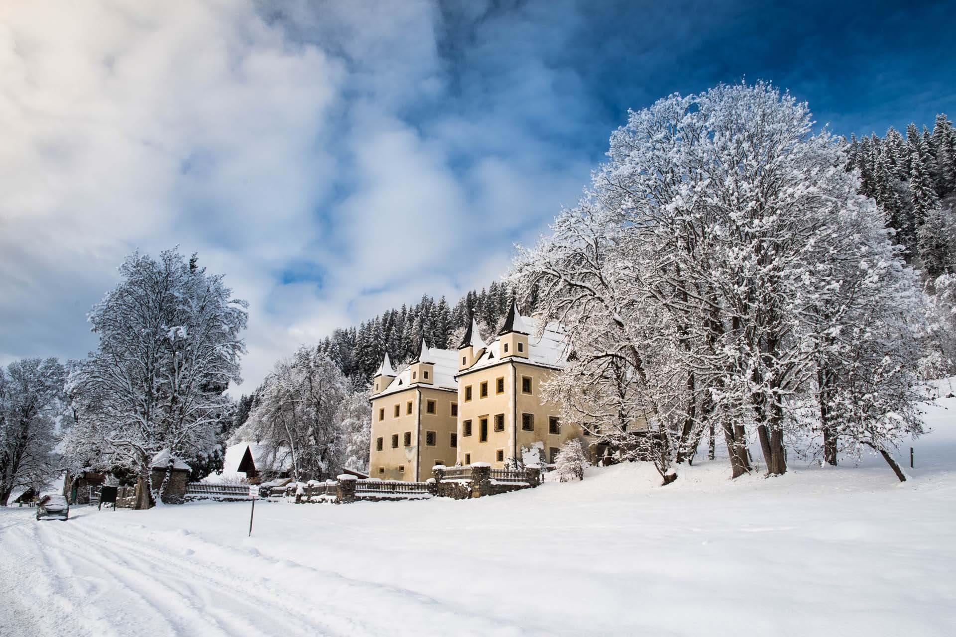 Schloss Höch in Flachau