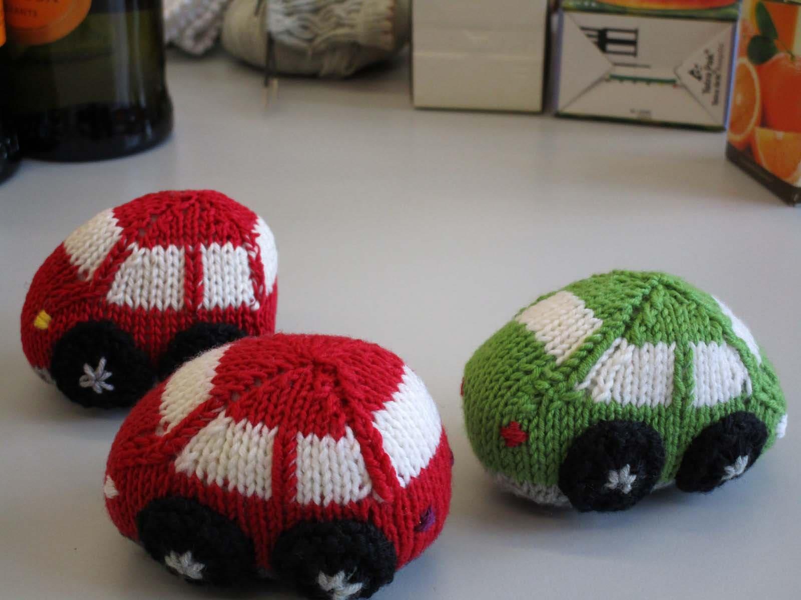 Gestrickte Autos » BlogHuette.at