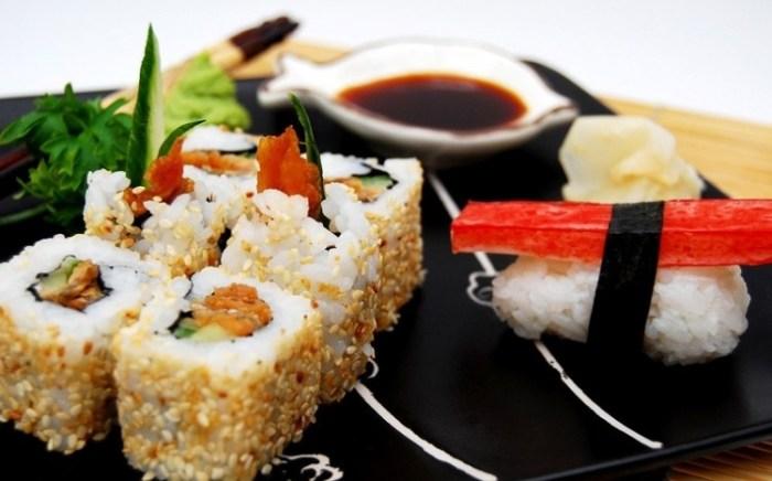 romantyczna-kolacja-sushi-dla-dwojga-warszawa Walentynki last minute