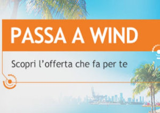 offerta passa a Wind