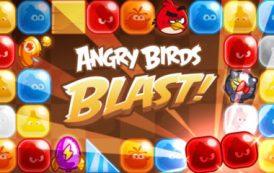 Angry Birds Blast, lancio il 22 dicembre con 10€ di acquisti in app gratuiti