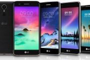 LG annuncia LG Stylo 3 e nuovi smartphone linea LG K