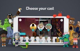 Toontastic 3D la nuova app Google dedicata ai bambini