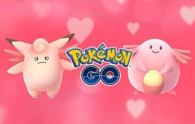 Pokemon Go San Valentino