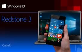 Windows 10 Redstone 3: annunciata la data di uscita ufficiale