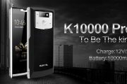 OUKITEL K10000 Pro, primo hands-on con design e specifiche tecniche