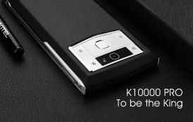 OUKITEL K10000 Pro, nuovo medio-gamma Android con un'autonomia incredibile