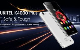 Oukitel K4000 Plus, smartphone innovativo nato per la privacy