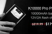 Oukitel K10000 Pro: al via le prevendite ufficiali!