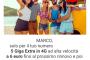 Offerta Vodafone: 5 GB extra di Internet a 12 euro a qualche suo cliente