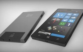 Surface Phone Microsoft: confermata l'esistenza del nuovo smartphone Windows 10