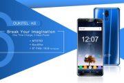 Oukitel K6, svelato ufficialmente il nuovo phablet Android con display 18:9
