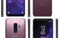 Galaxy S9 e Galaxy S9+ nella colorazione Purple: nuovi render mozzafiato