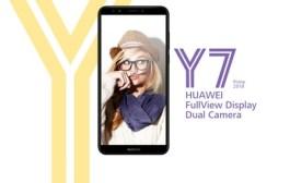 Huawei Y7 Prime 2018 ufficiale: 5,99 HD+, Android Oreo 8.0 e molto altro
