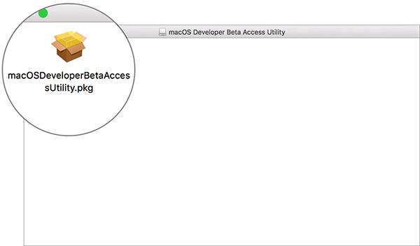 double-click-macos-developerbetaaccessutility-pkg-to-run-installer