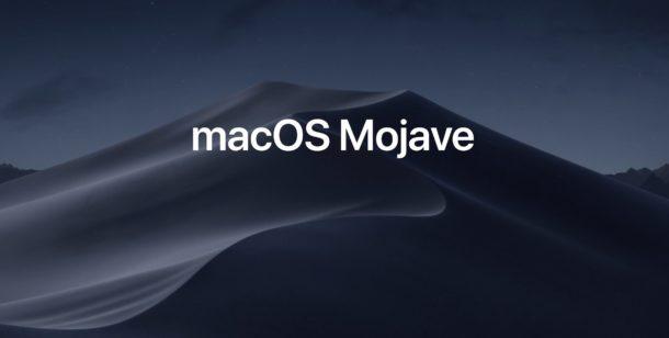 Come installare macOS 10.14 Mojave Beta su Mac
