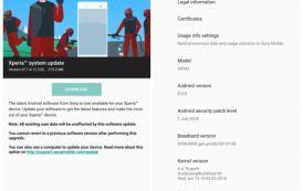 Sony Xperia XZ1, XZ1 Compact e XZ Premium si aggiornano: importante novità, scopriamo di cosa si tratta