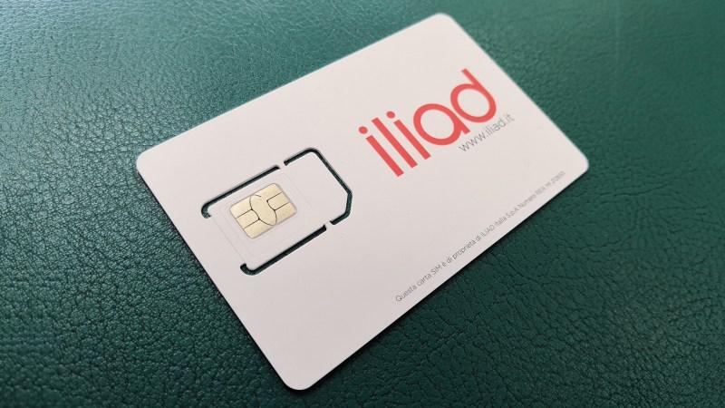 Come contattare Iliad tramite social network