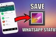 Come salvare gli stati di Whatsapp su Android