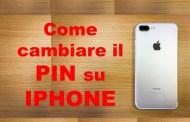 Come cambiare il PIN su qualsiasi iPhone