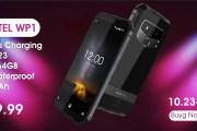 OUKITEL WP1 soddisfa le sfide a prova di scossa, la vendita ufficiale inizia su Banggood con sconto