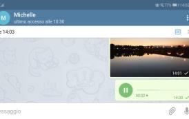 Come riprodurre i messaggi vocali a velocità doppia su Telegram
