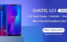 OUKITEL U23: iniziano ufficialmente i preordini: 6GB di RAM e Notch a partire da soli 199,99 dollari