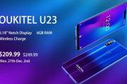 OUKITEL U23 VS Huawei P20 Pro: conviene spendere 800 euro per un nuovo top di gamma?