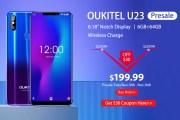 OUKITEL U23 con super caratteristiche ancora in vendita flash a soli 199,99 dollari