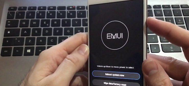 Come aggiornare Huawei P8 Lite 2017