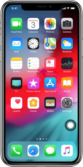 Disattivare Siri su iPhone X