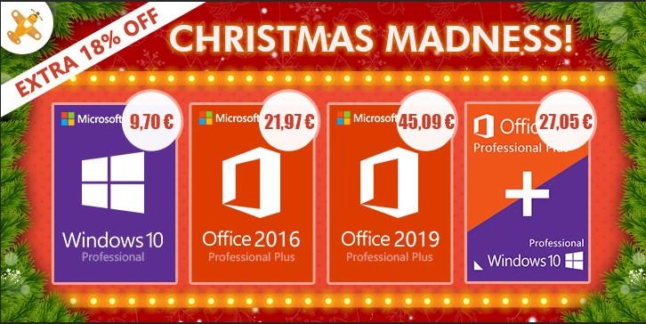 Christmas Madness