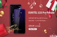 La vendita flash OUKITEL U25 Pro di Capodanno arriva a soli $ 99,99 con la colorazione Twilight Color