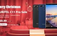 OUKITEL C11 Pro in vista di Natale a soli $ 69,99, 3 GB di RAM e 3400 mAh di batteria