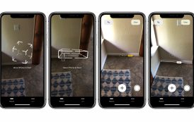 Come misurare le dimensioni degli oggetti con la fotocamera di iPhone X