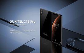 OUKITEL C13 Pro: il nuovo telefono con Notch Display e Android 9.0 Pie OS