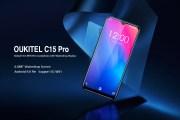 OUKITEL C15 PRO pronto a debuttare con display da 6.088 pollici, sistema operativo Android 9 Pie e supporto WiFi 5G