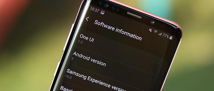 Come Attivare la modalità Notte su Samsung Galaxy S10