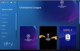 Come vedere la Champions League da PC, smartphone o tablet tramite Sky Go