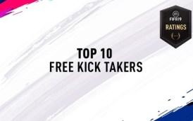 I migliori tiratori di punizioni di Fifa 19