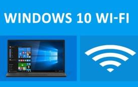 Come eliminare una connessione automatica wifi su windows 10