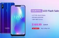 Acquista OUKITEL U23 a prezzo irrinunciabile su DealExtreme, solo $ 169,99 per un 6,18 pollici e RAM da 6 GB