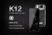 OUKITEL K12: arriva il nuovo re dell'autonomia con performance sbalorditive