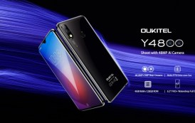 OUKITEL Y4800: fotocamera da 48 megapixel passa a Official With Giveaway
