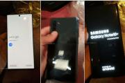 Prime foto dal vivo Samsung Galaxy Note 10+: design spettacolare