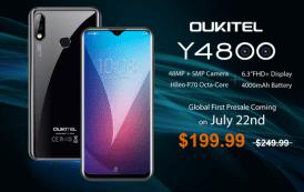 OUKITEL Y4800 VS Xiaomi Redmi Note 7 Pro chi ha la migliore batteria? Chi dura di più dopo 3 ore?