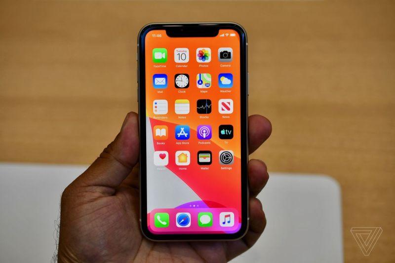 Come spostare ed eliminare un'applicazione su iPhone 11