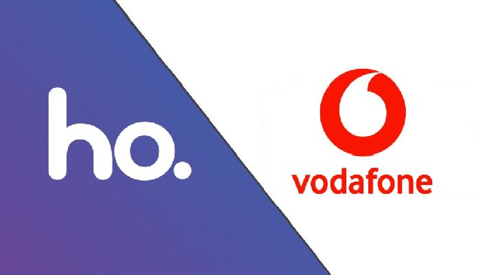 Vodafone e ho. Mobile