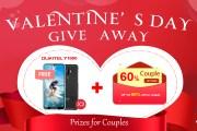 San Valentino Oukitel: tante offerte su smartphone e non solo
