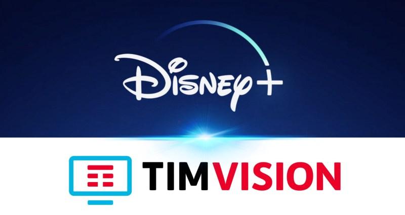 TIM Disney Plus